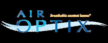 logo air optix
