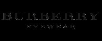 logo burberry eyewear