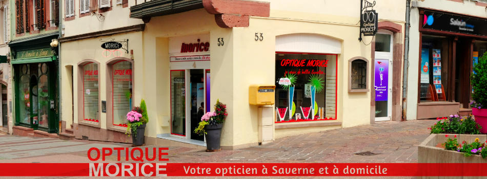 Optique Morice Magasin